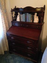Charming antique secretary
