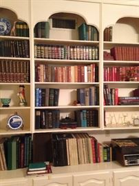 Individual and sets of books