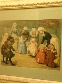 Precious children art