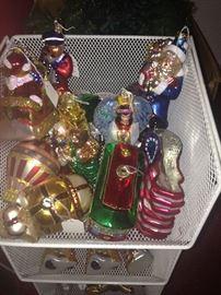 More fun ornaments