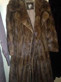 Mink jacket - Koslow's - Ft. Worth, TX