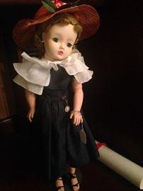 1950's vintage doll