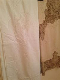 Other lovely linen table cloths