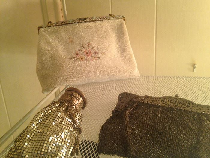 More evening bags