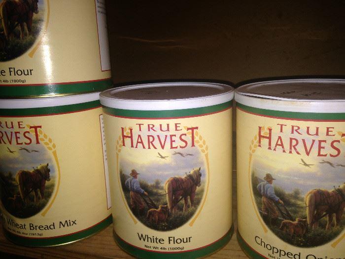 True Harvest staples