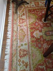Another great rug - 6 feet x 9 feet