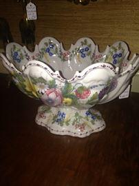 Stunning floral bowl