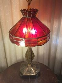 002 Art Deco Lamp