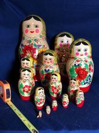 004 Russian Nesting Dolls