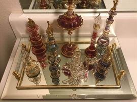 005 Egyptian Perfume Bottles