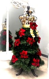 Look What You Can Do with the Dress Forms!!! :)
