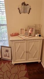 Cute White Cabinet