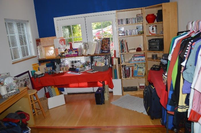 Laundry/Office Overview