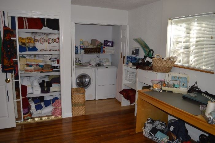 Laundry Office Overview