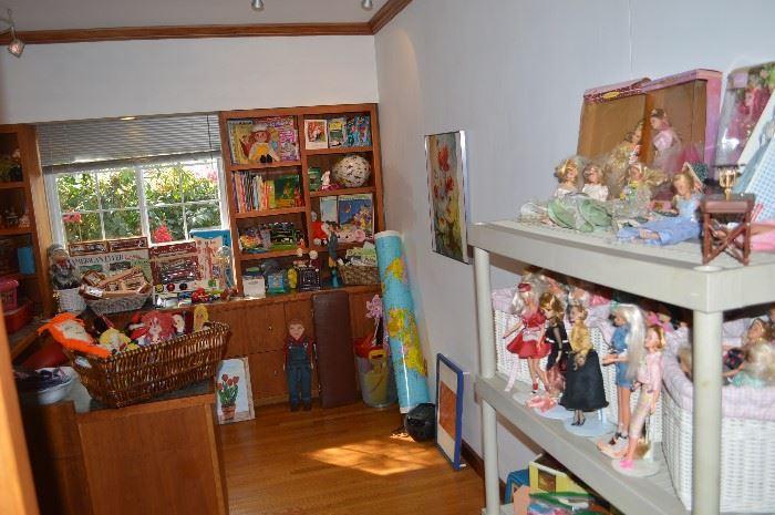 Kids Room Overview