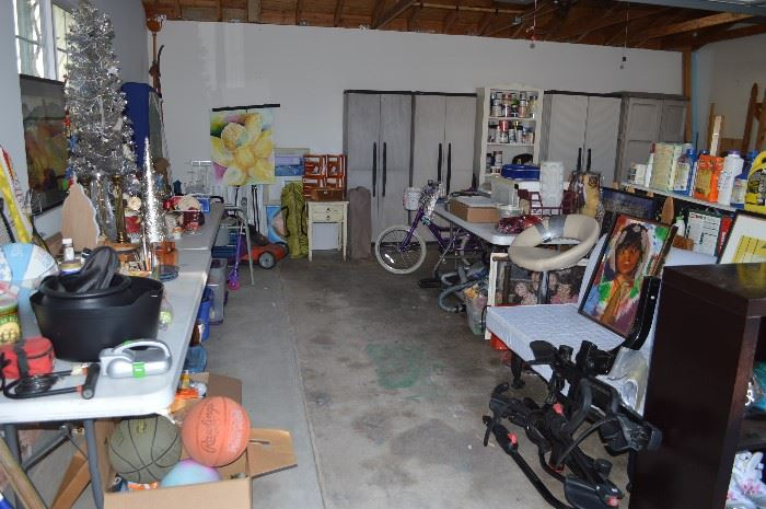Garage Overview
