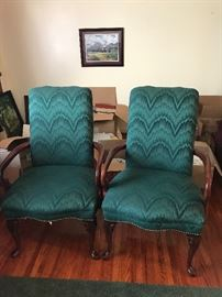 Nice pair o chairs