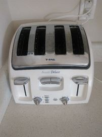 If you have a big family you need a big toaster!!
