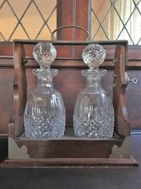 Waterford decanter set