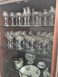 Many sets of crystal