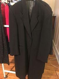Mani - Georgio Armani coat