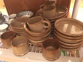 Nice set of Dansk stoneware