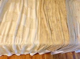 Beaded shawls