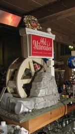 Huge Old Milwaukee Display