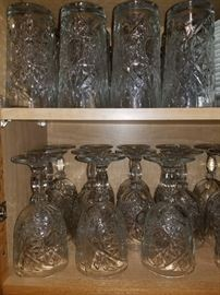 Glassware, Stemware