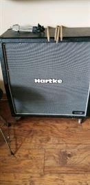 Hartke Angled Guitar Cabinet - GH412A