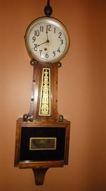 Ingrahm Clock