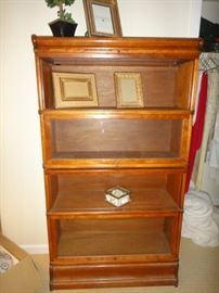Barrister boxes, Lawyers Shelves, excellent condition