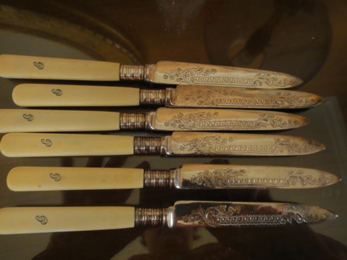 Bone Handle Knives