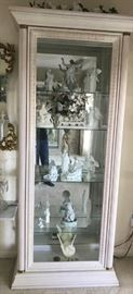 Another Curio Cabinet & Contents