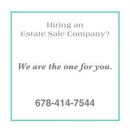Hiring An Estate Sale Company