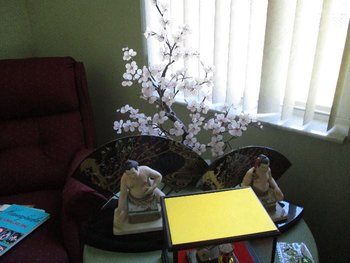 Glass Cherry Blossom tree