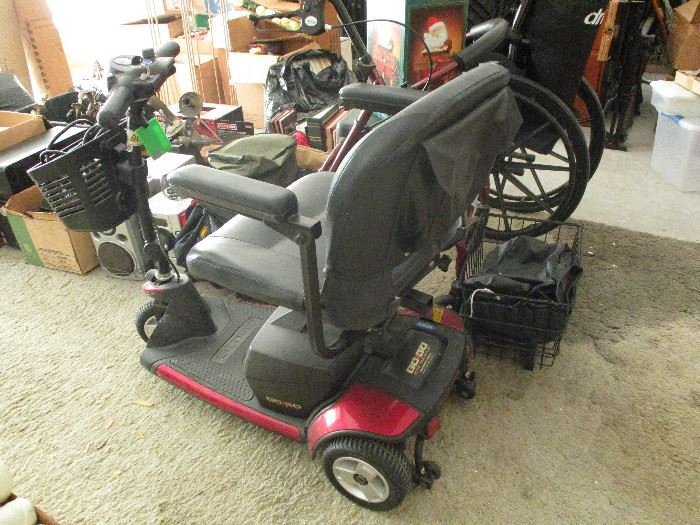 Scooter in good working condition