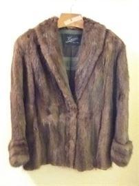 004 Mink Jacket