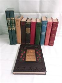 005 Antique BooksLongfellow