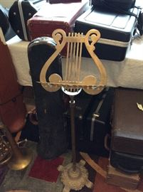 Brass Music Stand