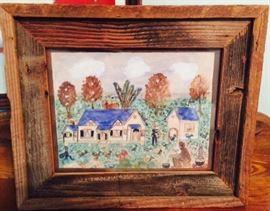 Five Scent Jones Painting