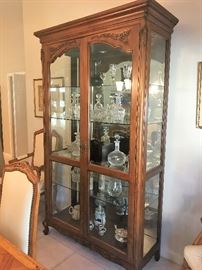 Fabulous Large Display Cabinet