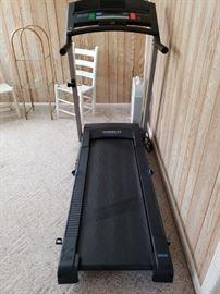 Nice treadmill.