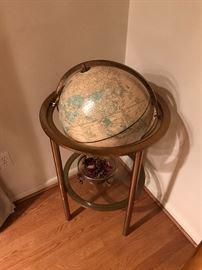Its a globe not a bar!