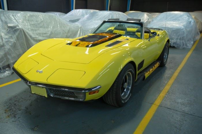 1970 Chevy Corvette Convertible