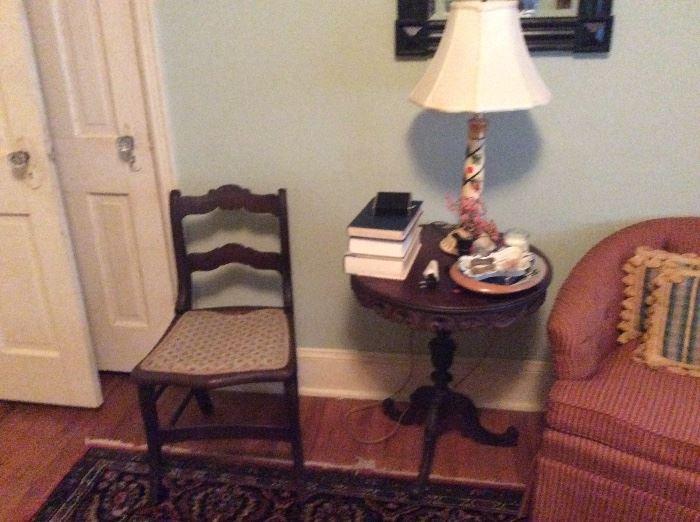 Rosemount Chairs victorian