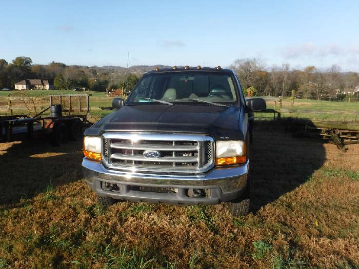 1999 Ford F350 4x4 Super Duty Crew Cab with dual rear tires and a 7.3 V8 diesel. Recently diagnosed and serviced. 269,000 miles  Asking 10,000