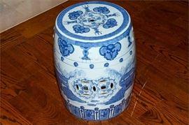 4. H Large Decorative Vase