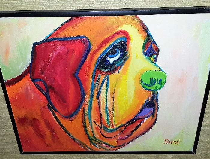 Buford by Leora Barks