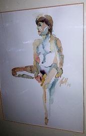 watercolorJ Thompson Herrick